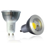 Ampoule Led GU10 COB 4w ou 6w option Dimmable