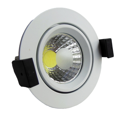 Spot led 8W COB orientable